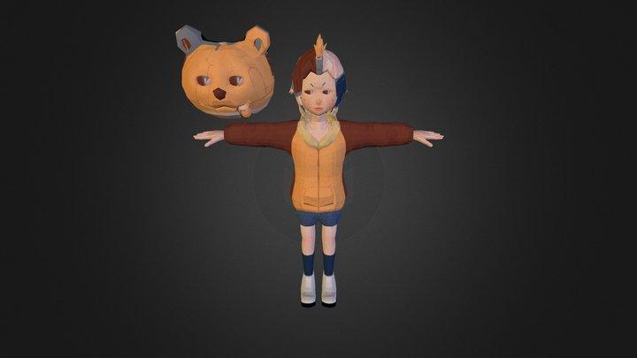 sketchfab2 3D Model