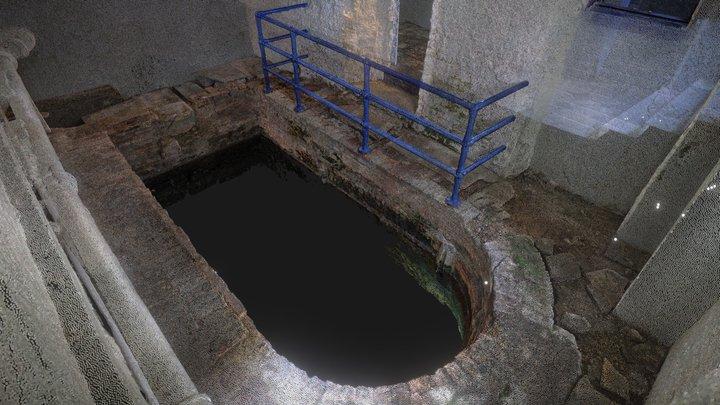 Strand Lane Bath WIP 3D Model