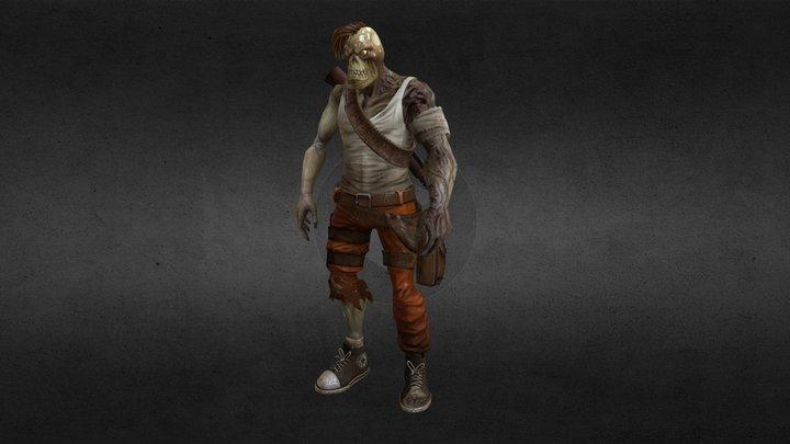 Survivor Lust 3D Model