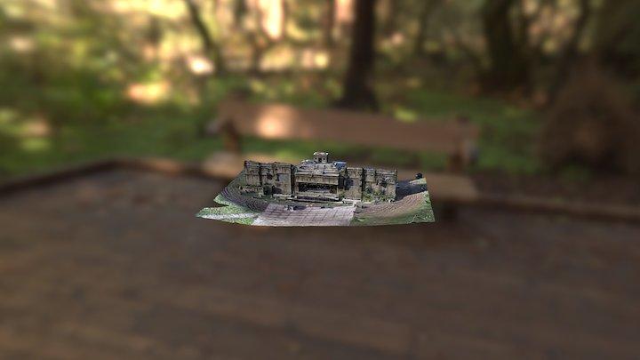 Lions Den 3D Model