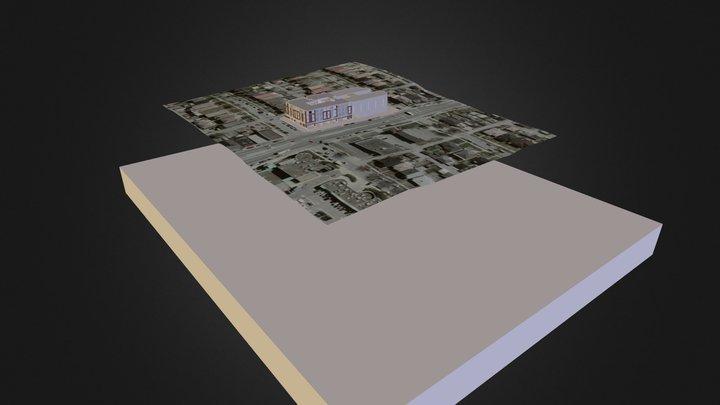 1319 1800 renfrew v18 3D Model