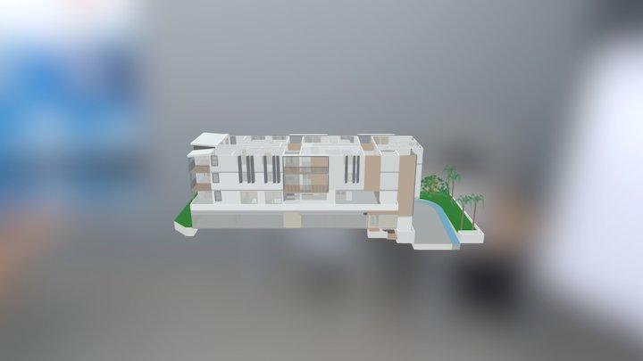 Dockland-19-04-2017 3D Model