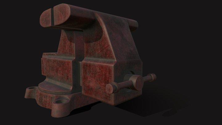 Craftman wise 3D Model