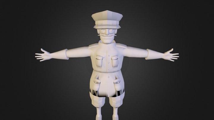 提出 3D Model