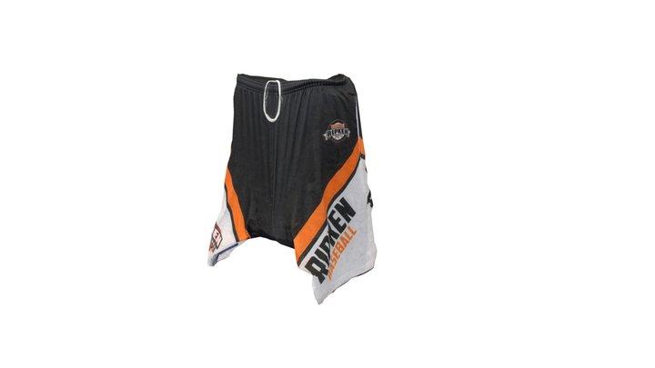 Ripken Shorts 01 3D Model
