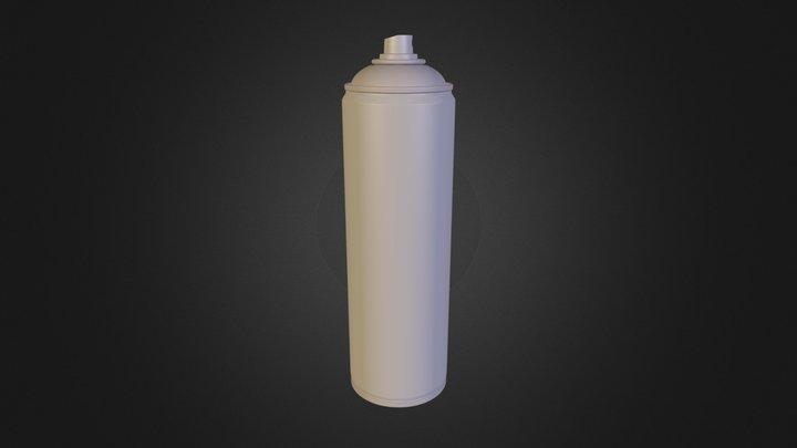 18oz Can Test 01 3D Model