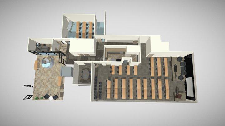 RTI HQ: Conference Centre 3D Model