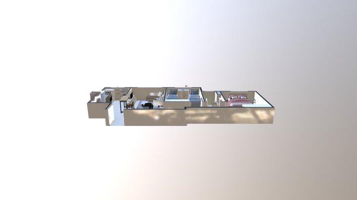 Planta_Direcional 3D Model