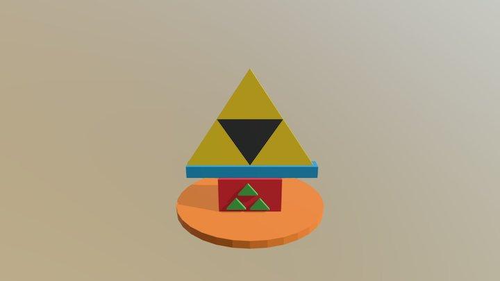 Copy Of Black Rocket - Template Chess (2) 3D Model