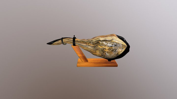 patanegra 3D Model