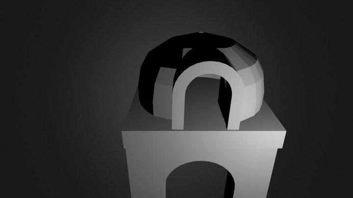pizzaoven 3D Model