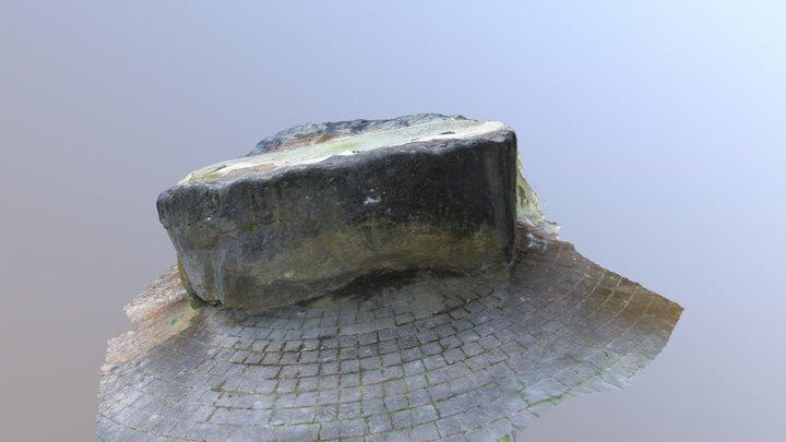 Springbrunnen 3D Model