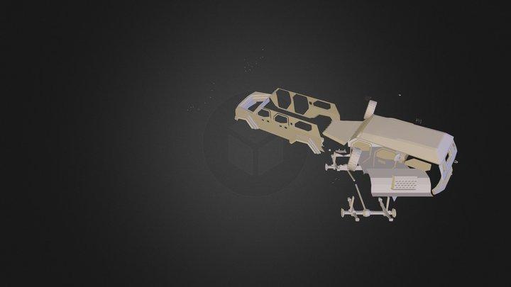 gurkha 3D Model
