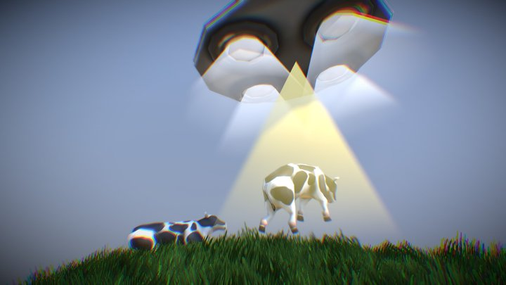 VacoHeist (Game) 3D Model