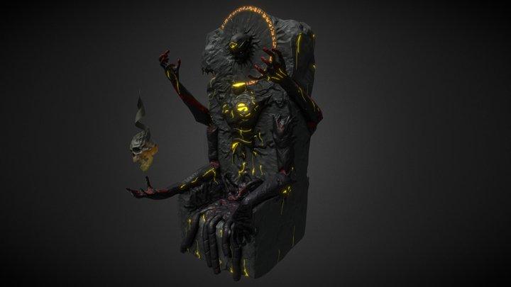 The Fallen One 3D Model