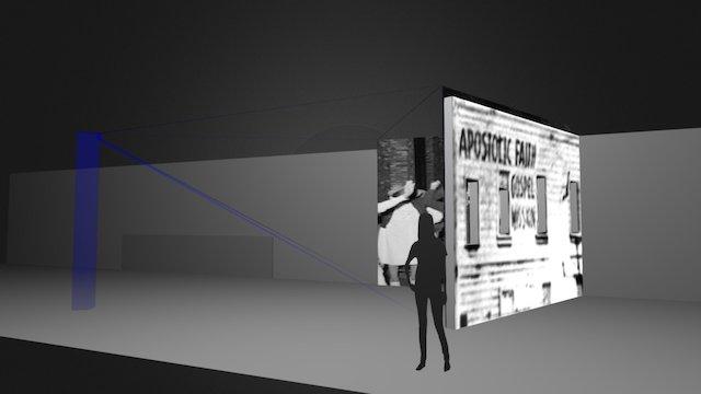 AZUSAwall_v2 3D Model