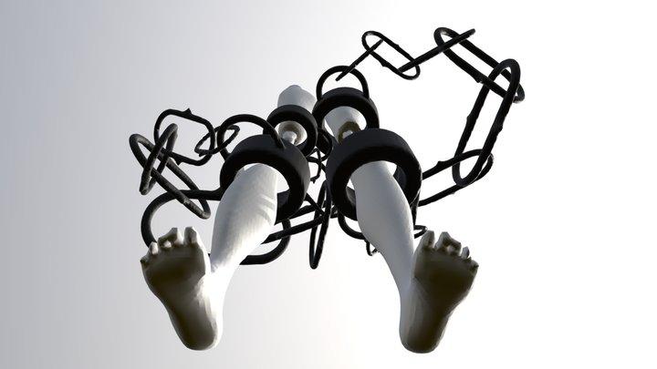 Leg Chain 3D Model
