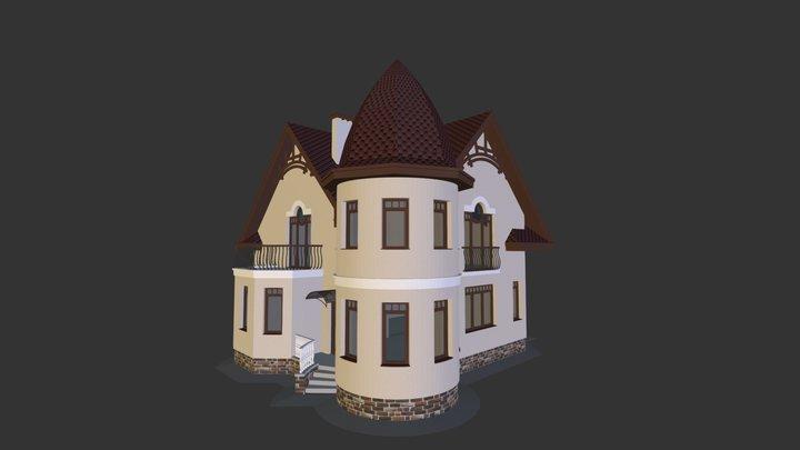 Victor 3D Model