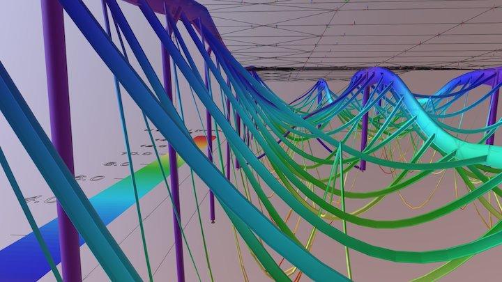Structure01 3D Model