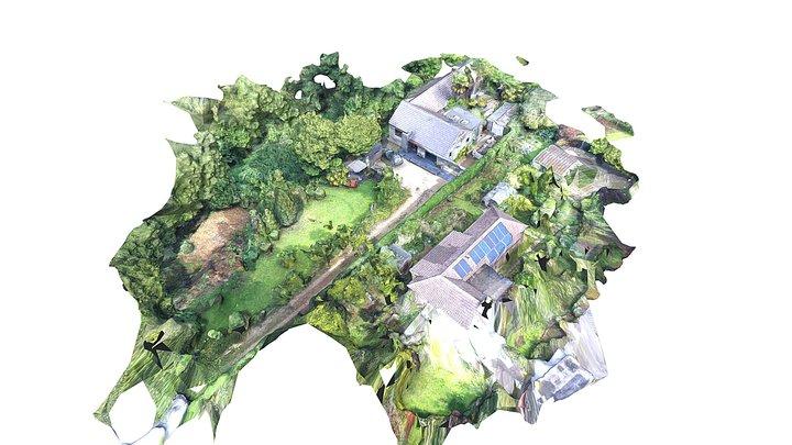 Brook Close 3D Model