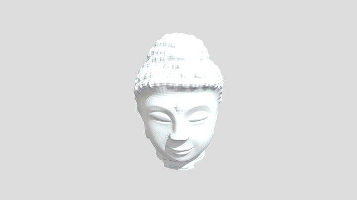 buddha two 3D Model