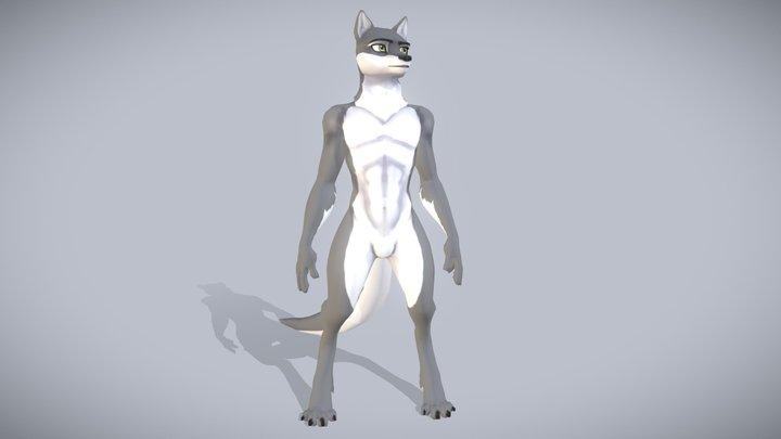 Terris, Free version. 3D Model