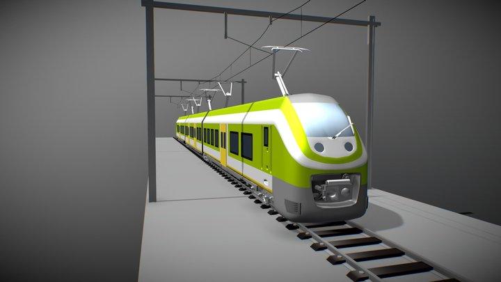 TRP 3D Model