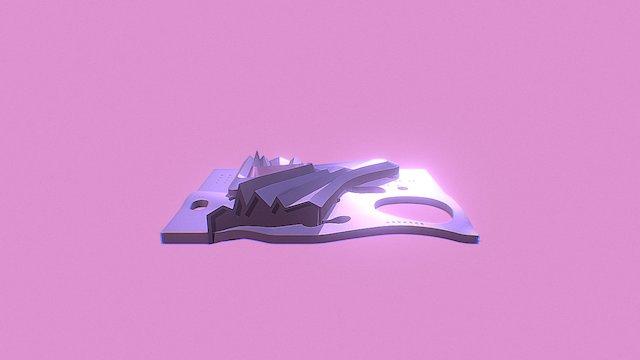 Land(Scape)/(Form) 3D Model