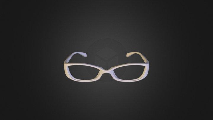 Wearable Eyewear 3D Model