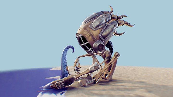The Reunion 3D Model