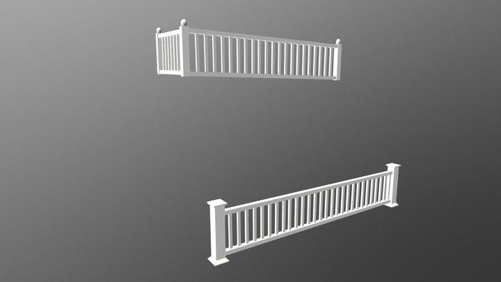 Railings 3D Model