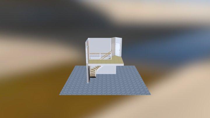 Asplund-Harju L-Trappa REV A 3D Model