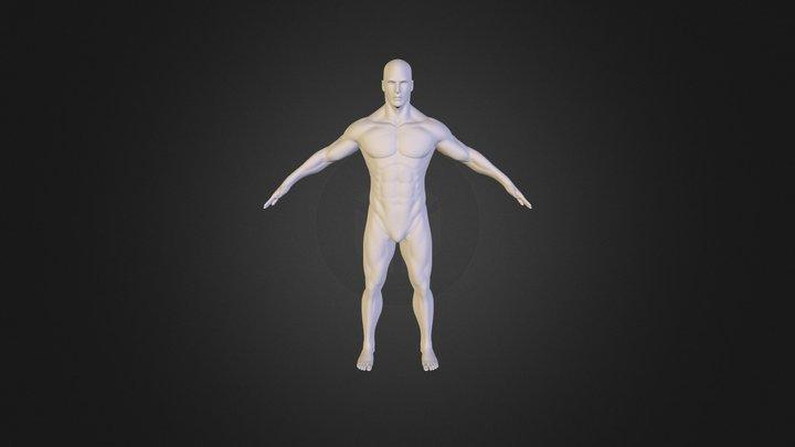 Aleksnadar 3D Model