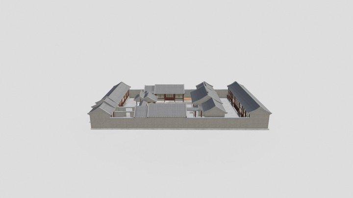 Buildings All 2 3D Model