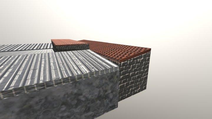 """House """"3"""" 3D Model"""