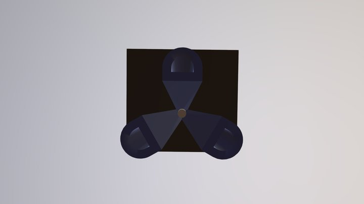 Logo_former version 3D Model