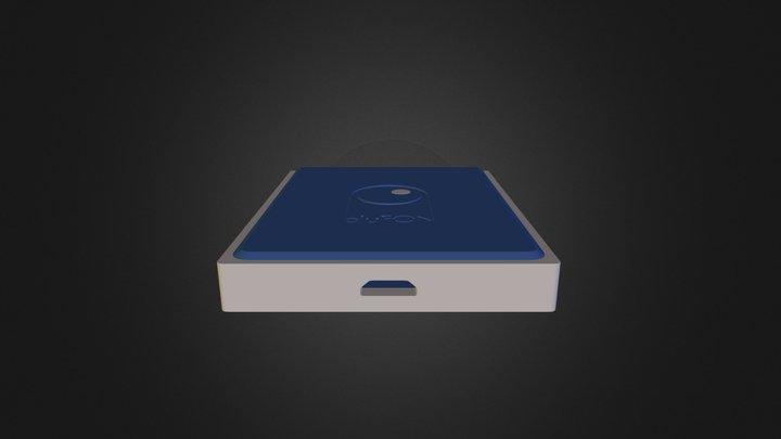 BluFON option2 3D Model
