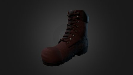 Schmidt Boot 3D Model
