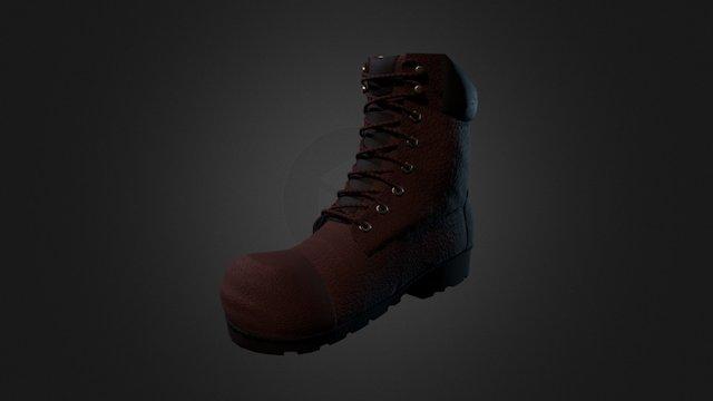 Schmidt Boot 3D Model