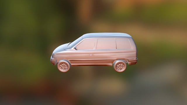 monovolume 3D Model