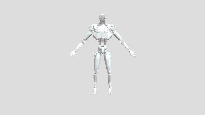 Robots 3d models 3D Model