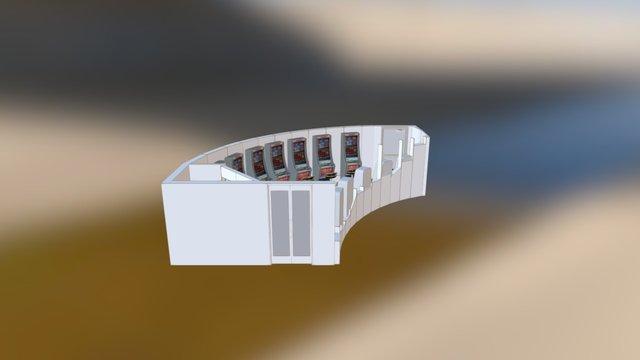 Forza Casino 3D Model