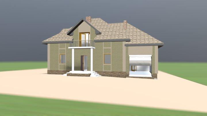 проект1 3D Model