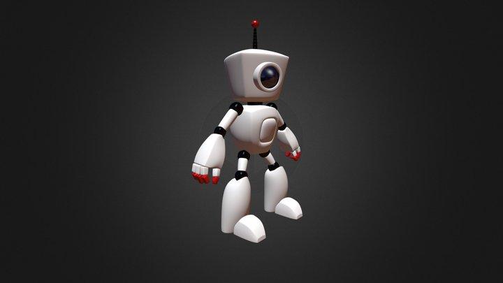 Teknos Ex_RobboBip 3D Model