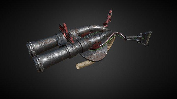 Weapon Plane - X - wip 3D Model