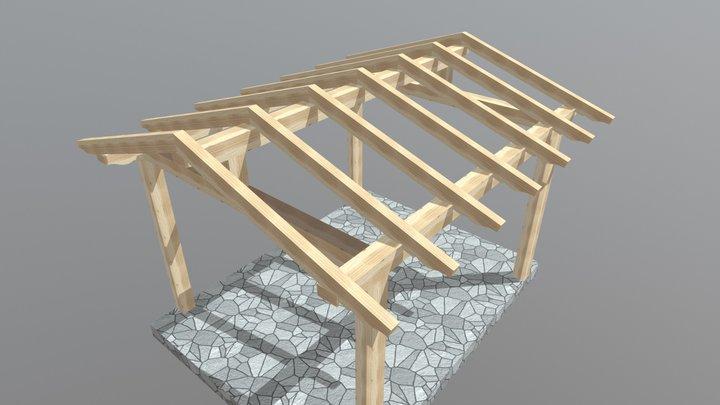 3d Dos Caidas 3D Model
