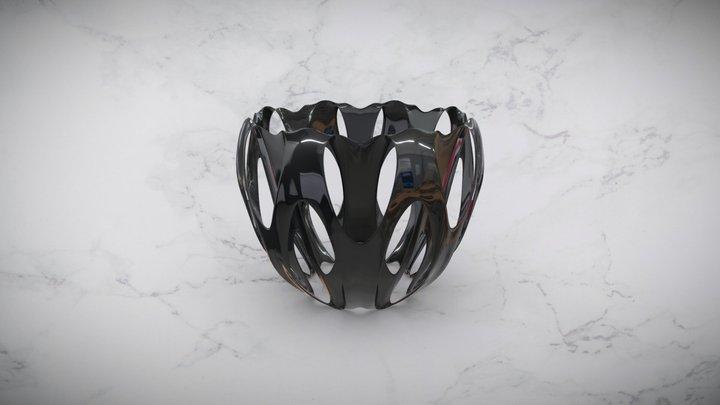 Abstract Table Centerpiece Art 3D Model