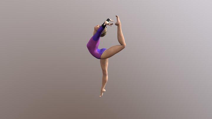 gymnastics 1.0 3D Model