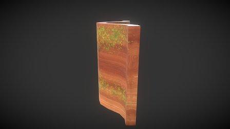 Wall Insidecurve 3D Model