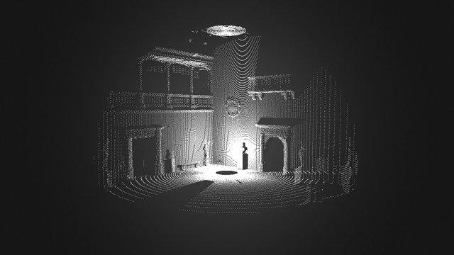 FARO Point Cloud 3D Model